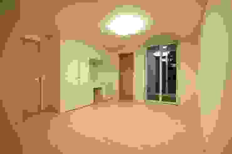나무숨인테리어 Modern style bedroom