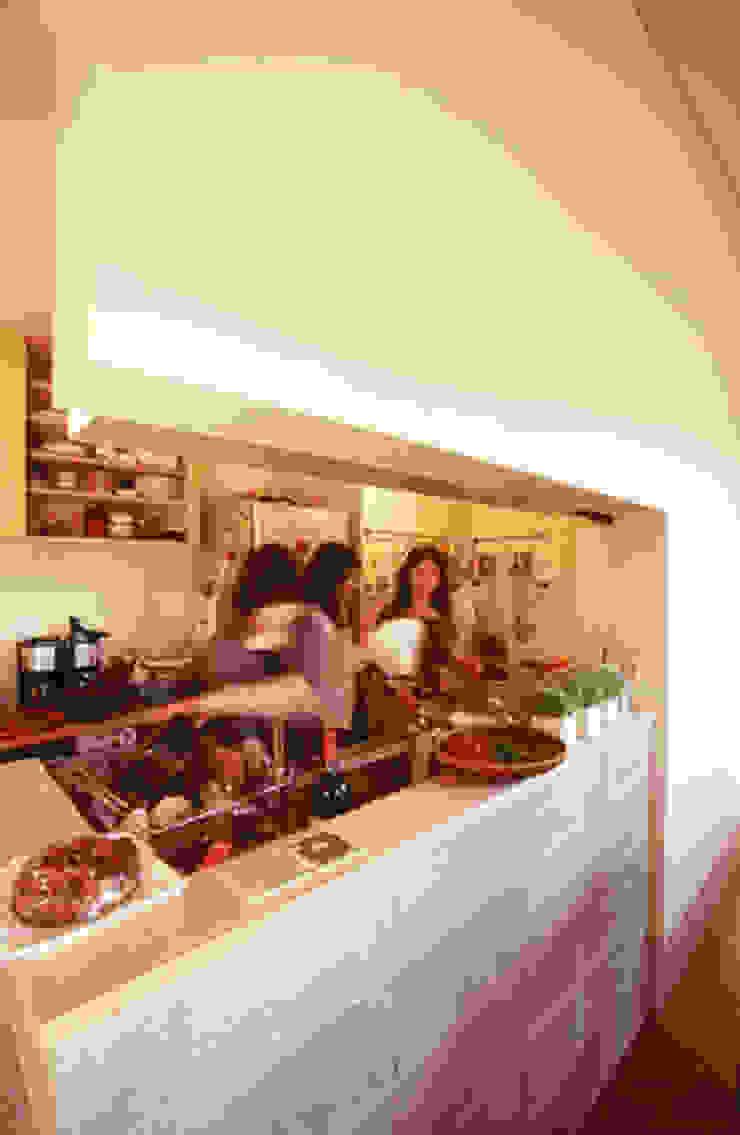 イロイロのイエ モダンな キッチン の 一級建築士事務所あとりえ モダン