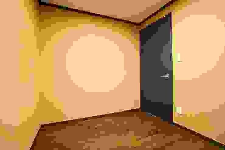나무숨인테리어 Modern Bedroom