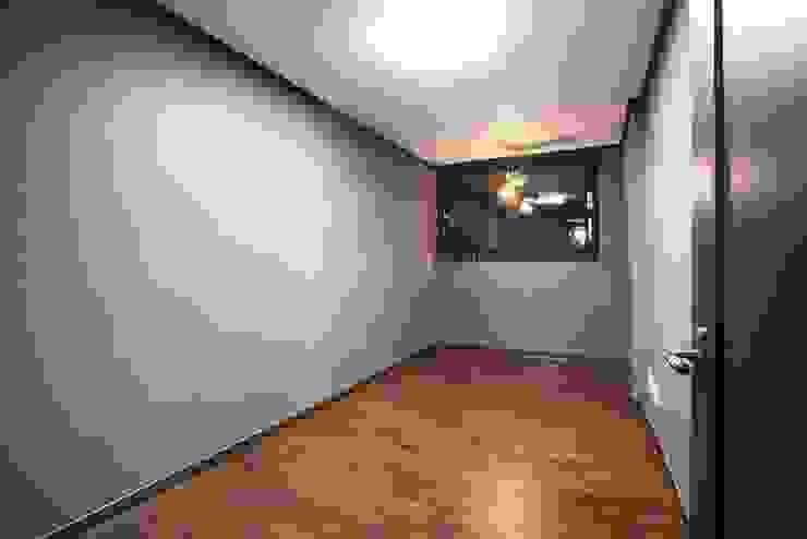 작은방2 모던스타일 침실 by 나무숨인테리어 모던