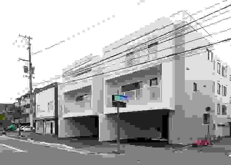 RC分譲シリーズ「Like」 モダンな 家 の 株式会社デザインセンター モダン