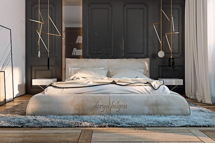 bedroom Derya Bilgen Minimalist Yatak Odası