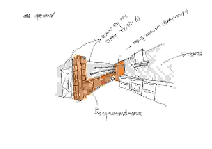 목동5단지 45PY: 디자인 컴퍼니 에스의 현대 ,모던