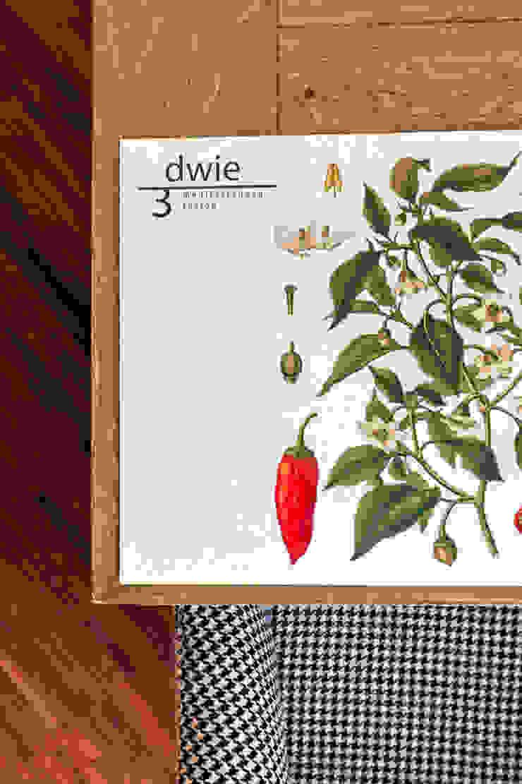 Our photoshoot for Dwie Trzecie Restaurant (Warsaw) od Ayuko Studio Industrialny