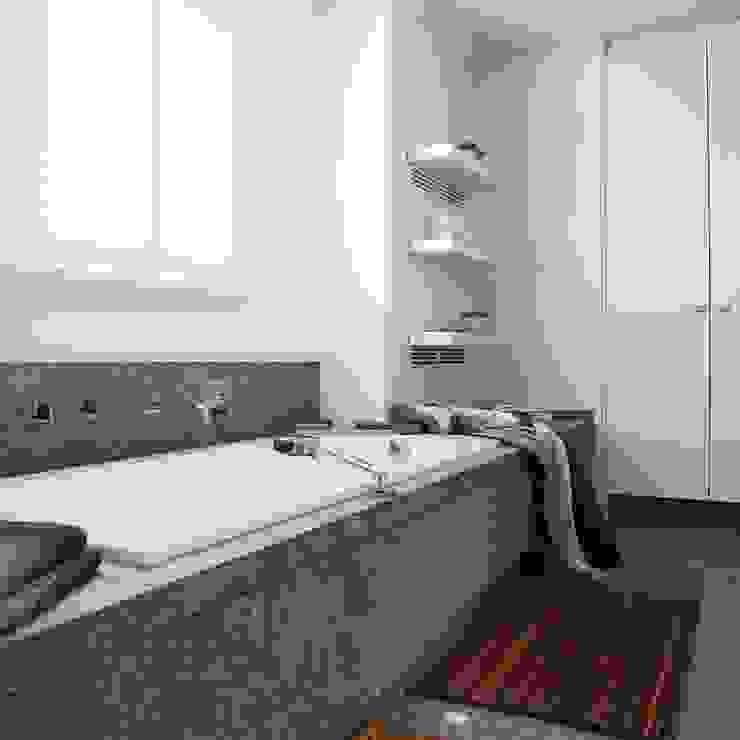 Pure PML-32 furniture handle in White bronze (WB) Landelijke badkamers van Dauby Landelijk