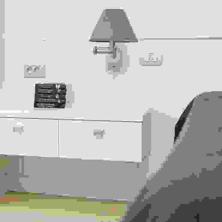 Pure PML-32 furniture handle in White bronze (WB) Landelijke slaapkamers van Dauby Landelijk