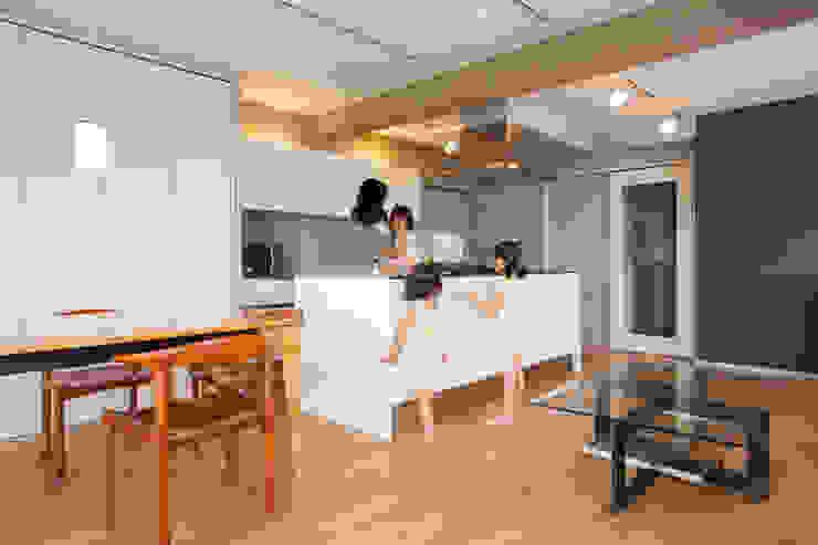 Cucina in stile industriale di 株式会社インテックス Industrial