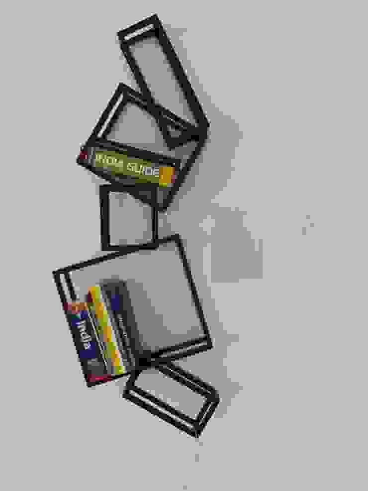 3D Rectangles: modern  by Designmint,Modern Iron/Steel