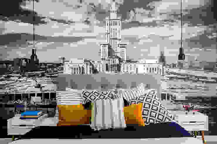 Modern style bedroom by Ayuko Studio Modern