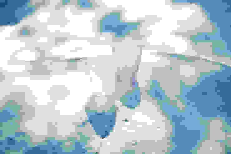 さくらさく雪桜: 株式会社100percentが手掛けた折衷的なです。,オリジナル ガラス