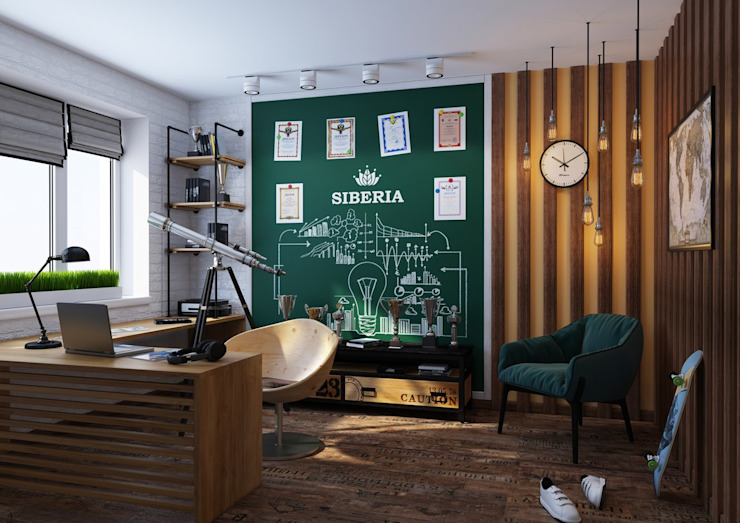 Study/office by IdeasMarket