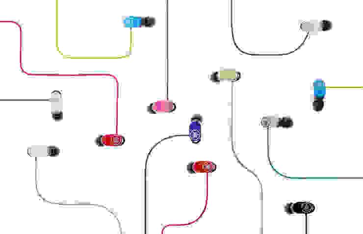 Earphones - YAMAHA: miyake designが手掛けた工業用です。,インダストリアル