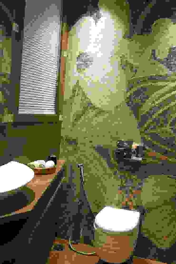 POWDER ROOM Modern bathroom by INNERSPACE Modern