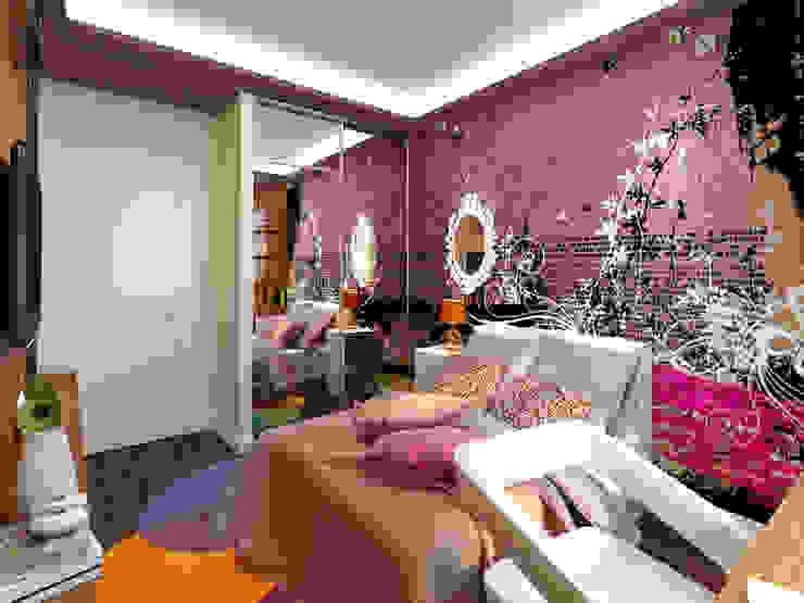 Детская комната Детская комната в стиле лофт от СВЕТЛАНА АГАПОВА ДИЗАЙН ИНТЕРЬЕРА Лофт