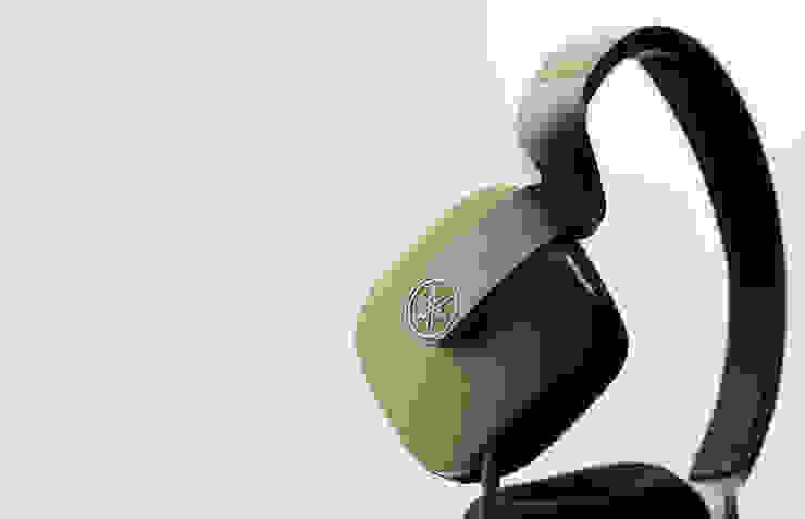 Headphones - YAMAHA: miyake designが手掛けた工業用です。,インダストリアル