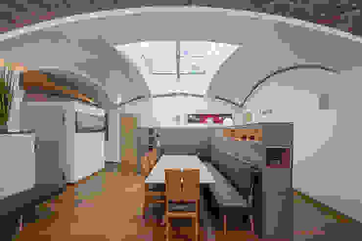 Eetkamer door Jahn Gewölbebau