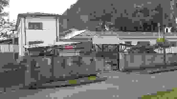 Casa Arzobispal- Manizales - Barrio La Francia Casas de estilo ecléctico de Santiago Zuluaga Arroyave Ecléctico