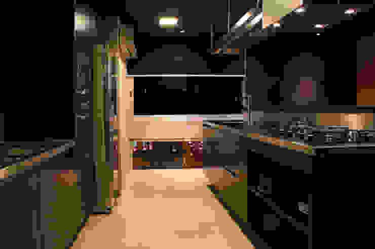 AL.Casa Branca Cozinhas modernas por IN - Studio Arquitetura de Interiores Moderno