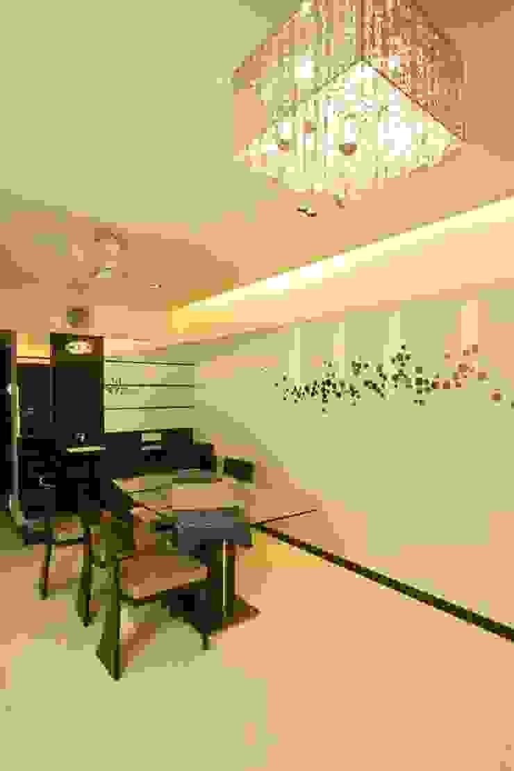 Kunal & Associates Modern dining room