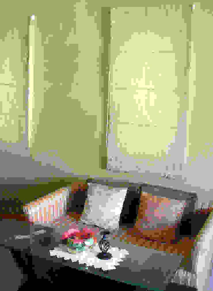 Timeless Tradition Modern living room by Sneha Samtani I Interior Design. Modern