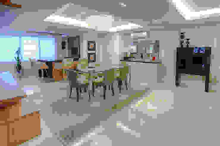 Residência Juvevê Salas de jantar clássicas por VL Arquitetura e Interiores Clássico