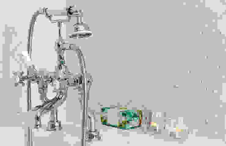 Guest Bathroom Three Etons of Bath Classic style bathroom Beige
