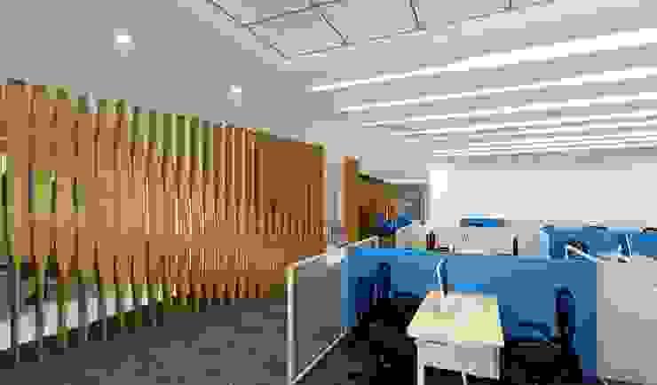 3D render Modern garage/shed by jyotsnarawool Modern