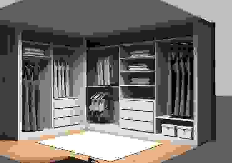 Cozinhas | Roupeiros | Moveis de banho Amplitude - Mobiliário lda Closets modernos