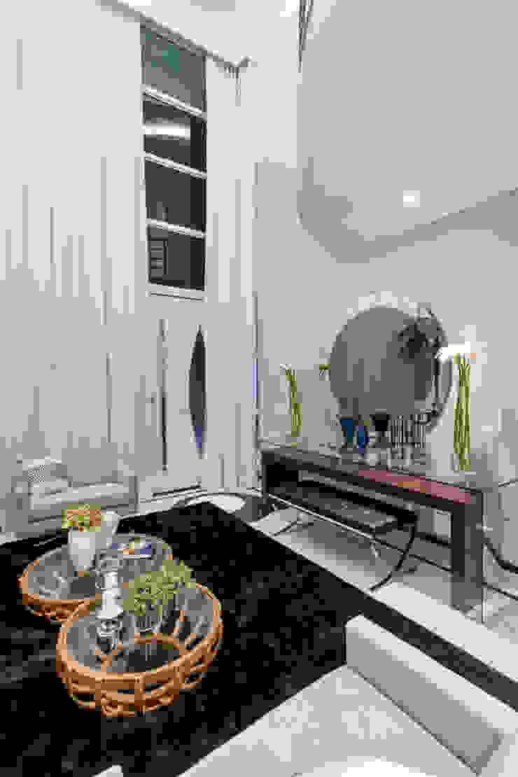 Casa Tripoli Salas de estar modernas por Arquiteto Aquiles Nícolas Kílaris Moderno