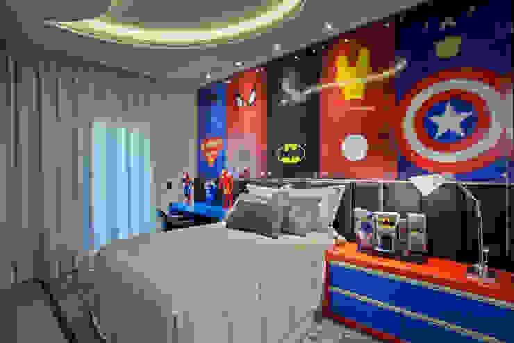 Modern Kid's Room by Arquiteto Aquiles Nícolas Kílaris Modern