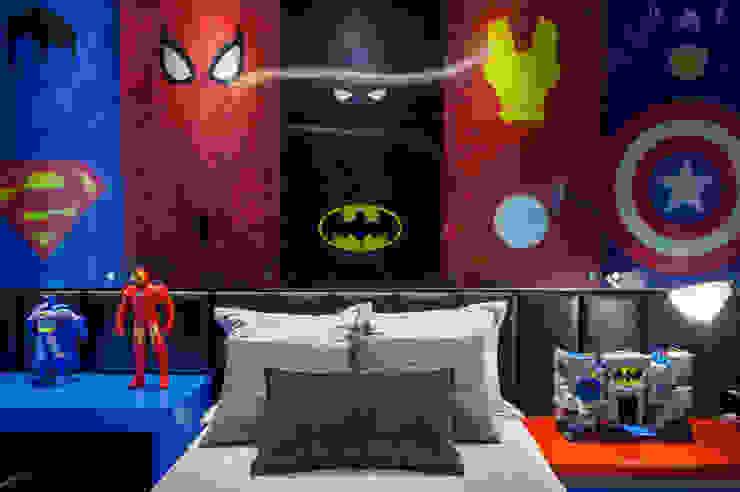 Детская комната в стиле модерн от Arquiteto Aquiles Nícolas Kílaris Модерн