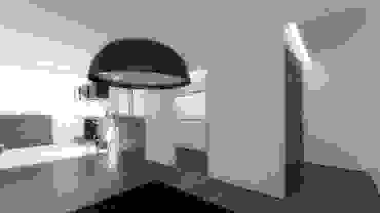 Soggiorno minimalista di Odart Graterol Arquitecto Minimalista PVC