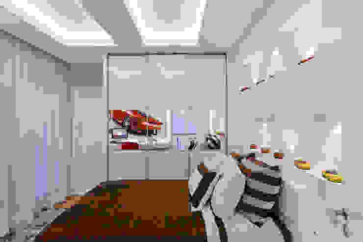Casa Tripoli Quarto infantil moderno por Arquiteto Aquiles Nícolas Kílaris Moderno
