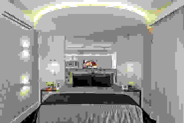 Chambre de style  par Arquiteto Aquiles Nícolas Kílaris, Moderne