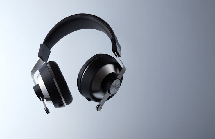 Headphones – Final: miyake designが手掛けた工業用です。,インダストリアル