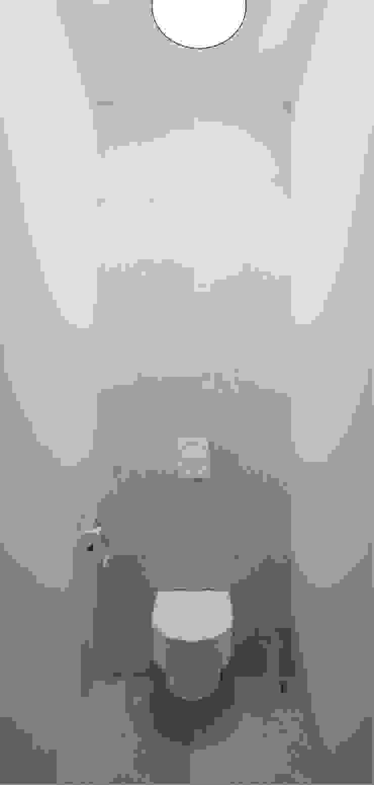 Salle de bain industrielle par Катя Волкова Industriel