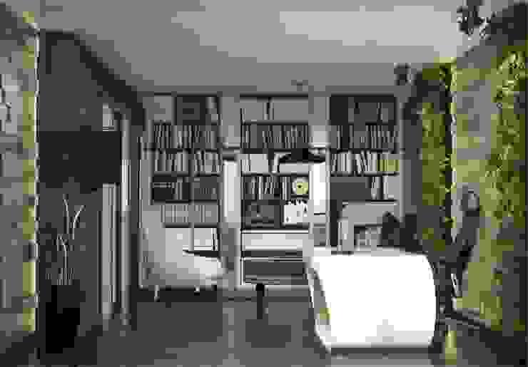 Oficinas de estilo  por Катя Волкова