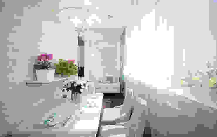 Кухня в стиле неоклассика vol.3 Кухня в классическом стиле от Студия дизайна Дарьи Одарюк Классический