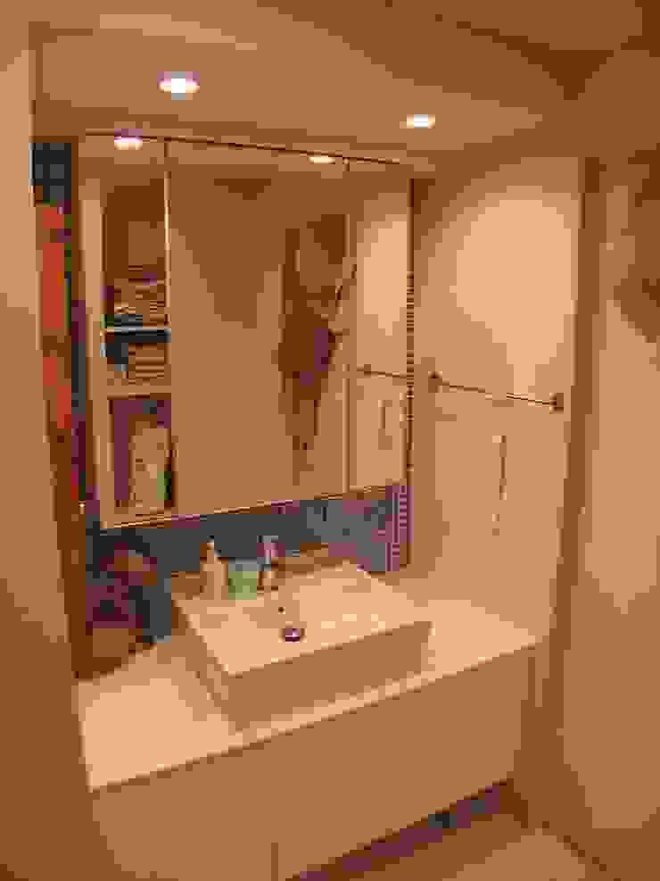 横浜市 I邸リノベーション05 オリジナルスタイルの お風呂 の 阿部工務所 オリジナル