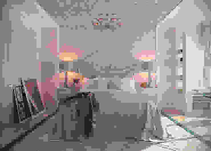 """Спальня """"Неоклассика"""" vol.2 Спальня в классическом стиле от Студия дизайна Дарьи Одарюк Классический"""