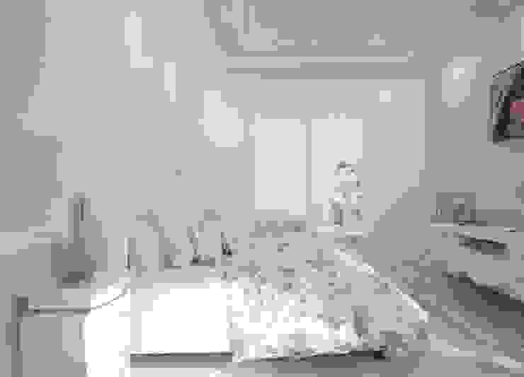 """Спальня """"Неоклассика"""" Спальня в классическом стиле от Студия дизайна Дарьи Одарюк Классический"""