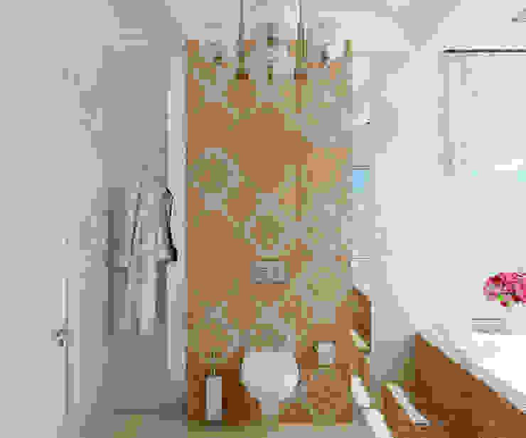 """Ванная комната """"Near the vineyards"""" Ванная в классическом стиле от Студия дизайна Дарьи Одарюк Классический"""