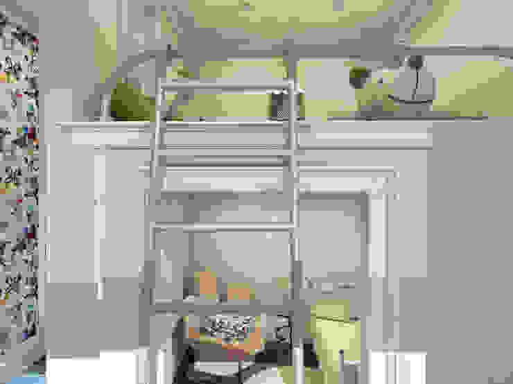 Американская история Детские комната в эклектичном стиле от Студия Интерьерных Решений Десапт Эклектичный