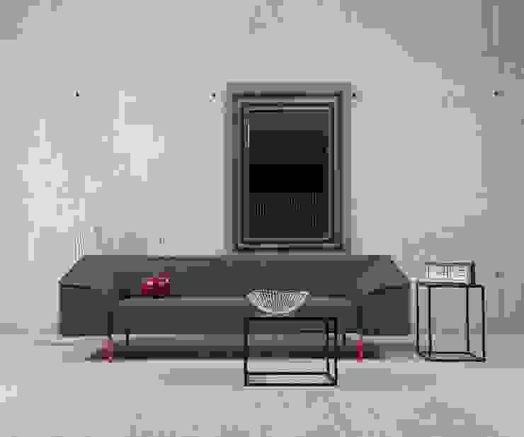 3-Sitzer Sofa aus Kroatien - Prostoria Seam: modern  von Livarea,Modern