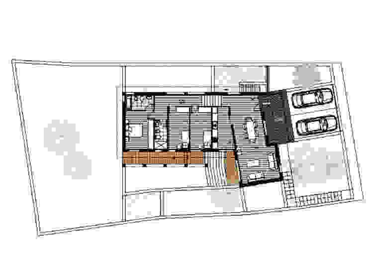 Planta de Oleb Arquitectura & Interiorismo Mediterráneo