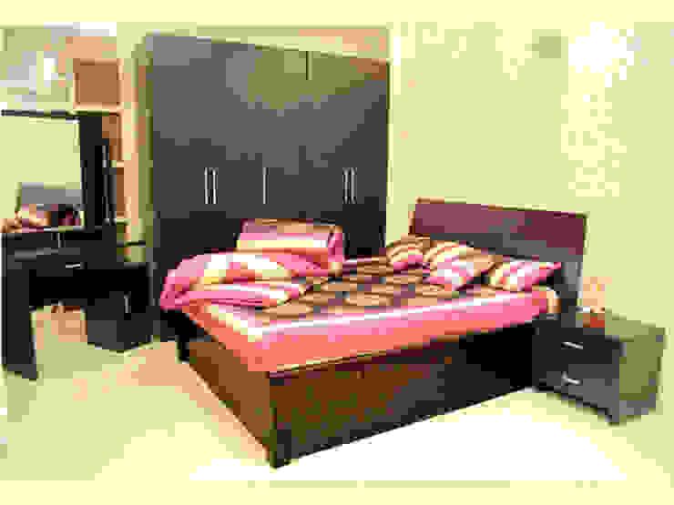 Bedroom design: modern  by ujjwalinteriors,Modern