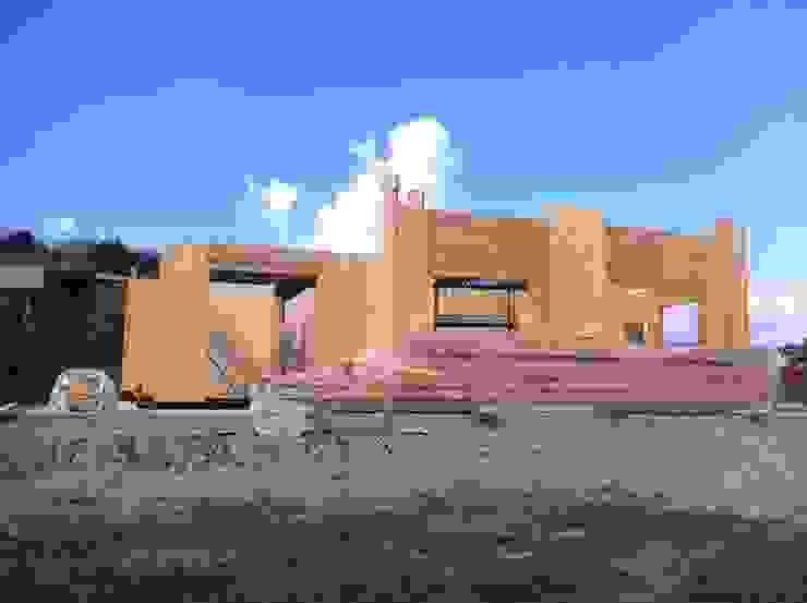 Cantiere • Struttura Elisabetta Goso >architect & 3d visualizer< Case in stile scandinavo