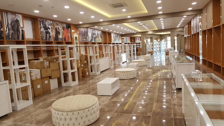 varol tekstil showroom mdkyapı
