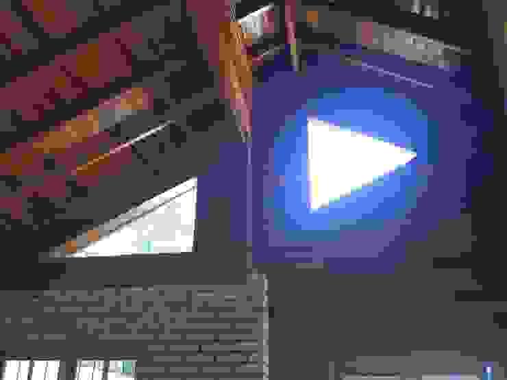 Graziela Alessio Arquitetura Дома в стиле кантри Твердая древесина