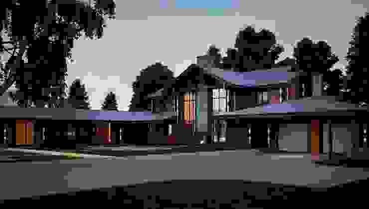 Way-Project Architecture & Design Casas escandinavas